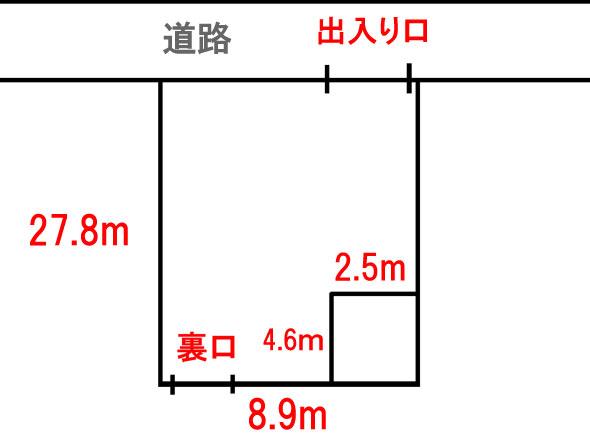 間取り-平面図
